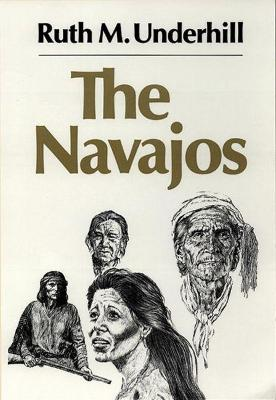 Navahos by Ruth Murray Underhill