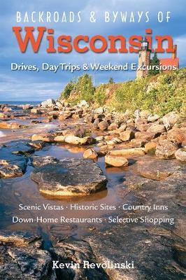 Backroads & Byways of Wisconsin book