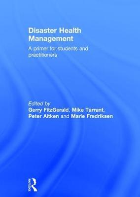 Disaster Health Management book