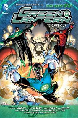 Green Lantern: Lights Out HC (The New 52) by Robert Venditti