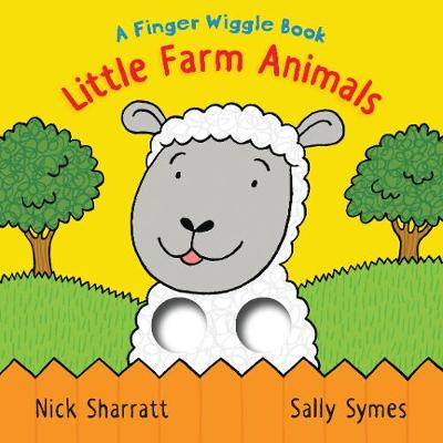 Little Farm Animals: A Finger Wiggle Book book