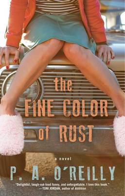 Fine Color of Rust by Paddy O'Reilly