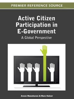 Active Citizen Participation in E-Government by Aroon Manoharan