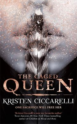 The Caged Queen: Iskari Book Two by Kristen Ciccarelli