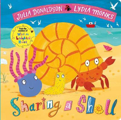 Sharing a Shell book