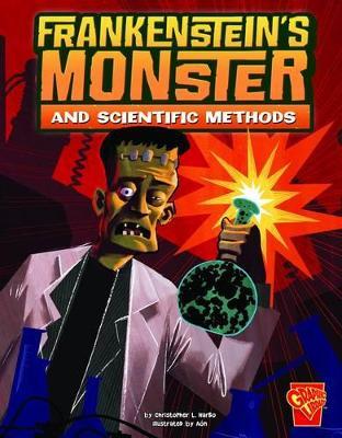Frankenstein's Monster book