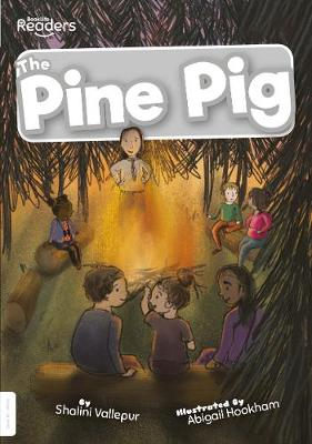 The Pine Pig by Shalini Vallepur