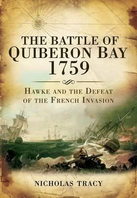 Battle of Quiberon Bay 1759 book