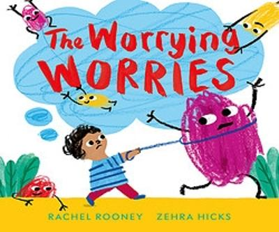 The Worrying Worries book
