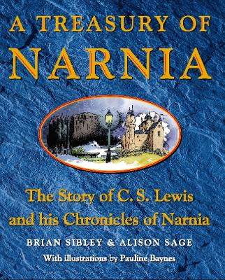 A Treasury of Narnia by Brian Sibley