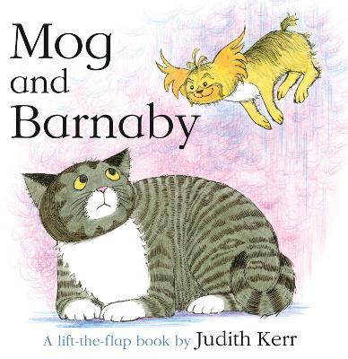 Mog and Barnaby book