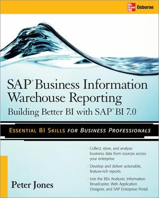 SAP Business Information Warehouse Reporting book