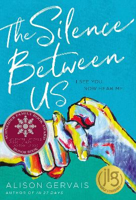The Silence Between Us book
