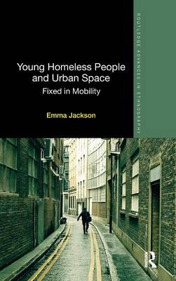 Young Homeless People and Urban Space book