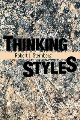 Thinking Styles by Robert J. Sternberg