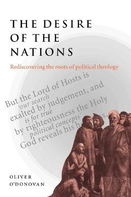Desire of the Nations book
