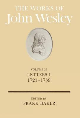 The Works: v. 25: Letters, 1721-39 book