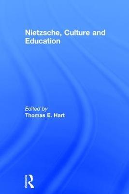 Nietzsche, Culture and Education book