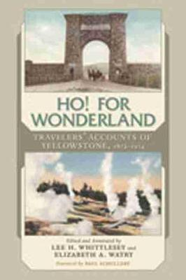 Ho! For Wonderland by Lee H. Whittlesey
