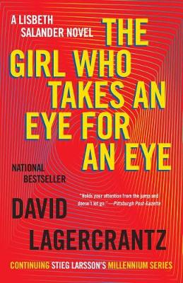 Girl Who Takes an Eye for an Eye book
