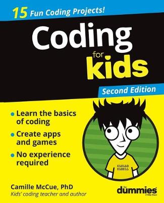 Coding For Kids For Dummies book