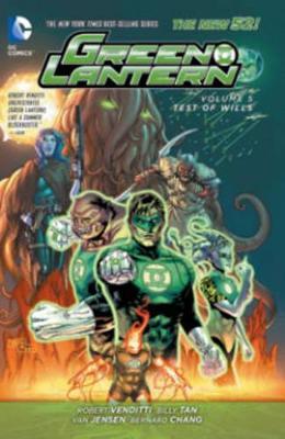 Green Lantern Volume 5: Test of Wills TP (The New 52) by Robert Venditti
