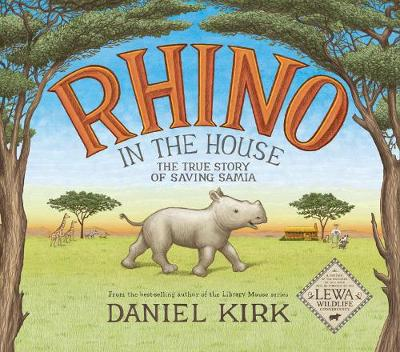 Rhino in the House by Daniel Kirk