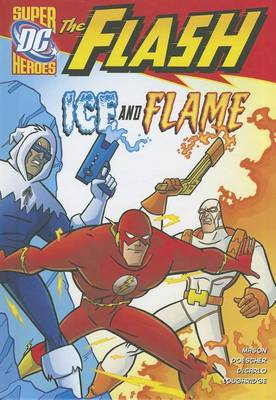 The Flash: Ice and Flame by Jane B Mason