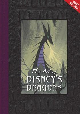Art Of Disney's Dragons book