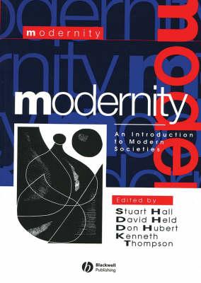 Modernity by Stuart Hall