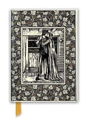 William Morris: The Story of Troilus and Criseyde (Foiled Journal) by Flame Tree Studio