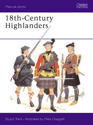 18th Century Highlanders book