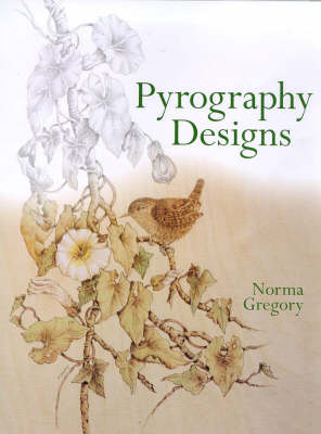 Pyrography Designs by Norma Gregory