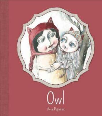 Owl by Anna Pignataro