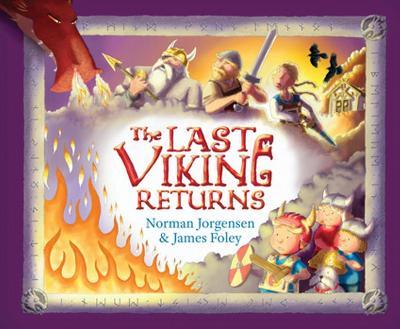 The Last Viking Returns by Norman Jorgensen