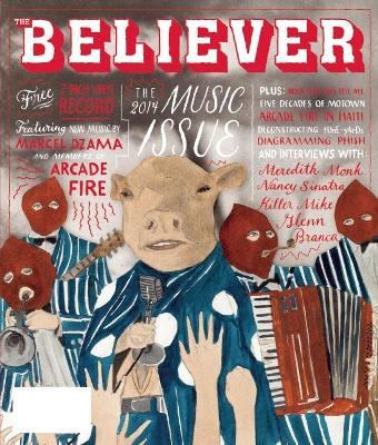 Believer, Issue 109 by Heidi Julavits