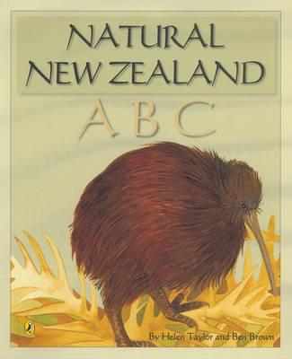 Natural New Zealand ABC by Benjamin Brown