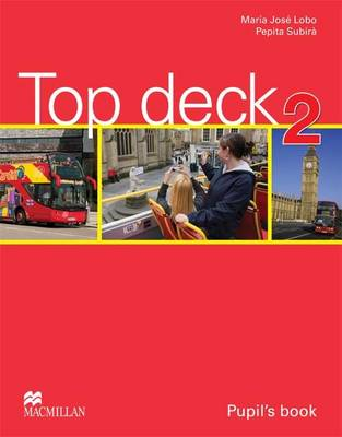 Top Deck 2 Pupil s Book book