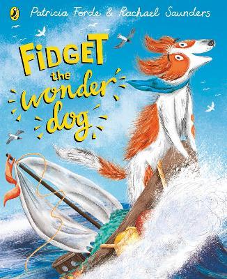 Fidget the Wonder Dog book