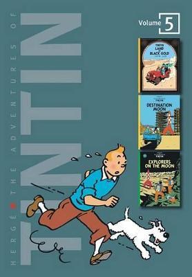 Adventures of Tintin 3 Complete Adventures in One Volume book