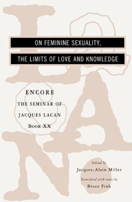 Seminar of Jacques Lacan by Jacques Lacan