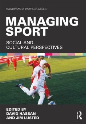 Managing Sport book