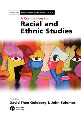 A Companion to Racial and Ethnic Studies by David Theo Goldberg