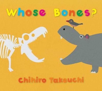 Whose Bones by Chihiro Takeuchi