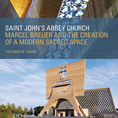 Saint John's Abbey Church by Victoria M. Young