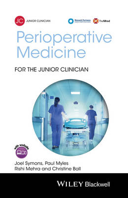 Perioperative Medicine for the Junior Clinician by Joel Symons