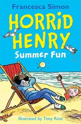 Horrid Henry Summer Fun book