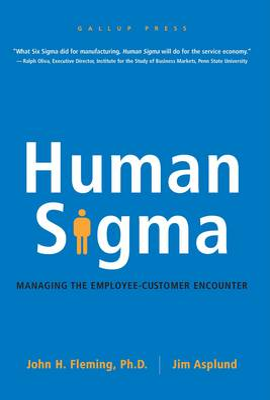 Human Sigma book