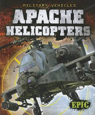 Apache Helicopters book