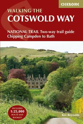 The Cotswold Way by Kev Reynolds